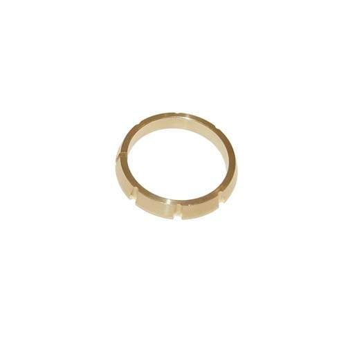 Brass Output Flange Tapered Ring (Pair)