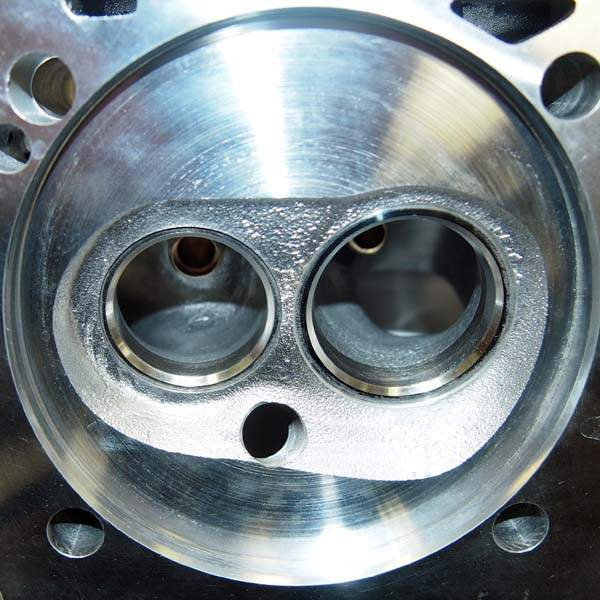 New Complete AMC Cylinder Head Ported & Polished 1.9L/2.1L