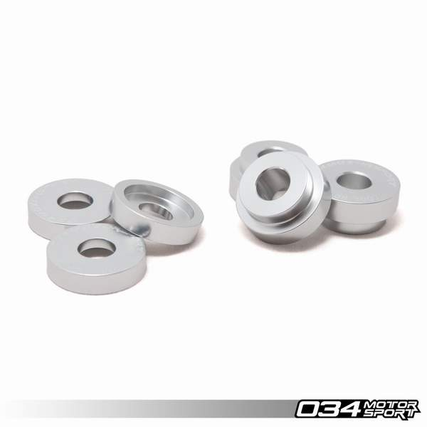 034 Billet Aluminum Shifter Bracket Bushing Kit