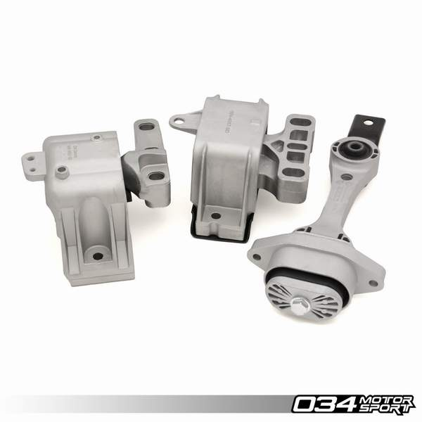 Motor Mount Set, Street Density Mk4 VW, 8L & 8N Audi, 1.8T, 2.0L