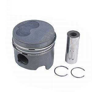 1.6TD .5 mm Oversize Piston Set German K/S