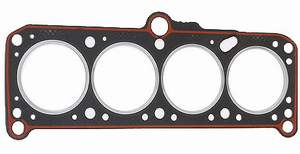 Diesel Head Gasket Late 1.6L w/ 12mm head bolts, 3 notch 1.6mm