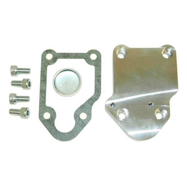 Block Off Plate/CIS mount for Audi 80 2.0L in Mk1