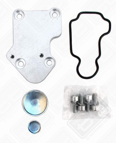 Block Off Plate/CIS mount for Mk3 Tall 2.0L in Mk1