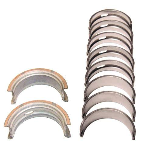 Main Bearing Set (std, 4 cylinder '75-'81 gas & 1.5 Diesel)