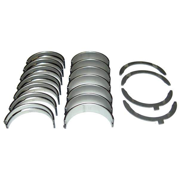 Main Bearing Set (std.) VR6 12v/24v 2.8L-3.2L