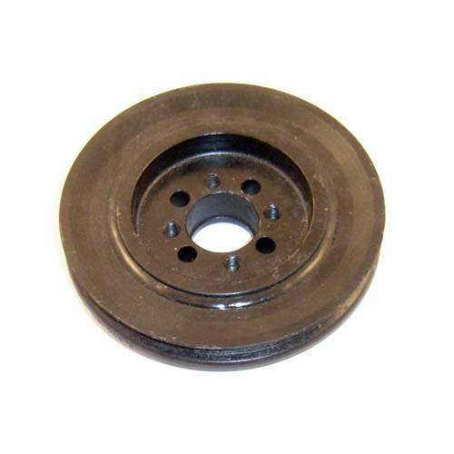 Harmonic Balancer V-Belt Drive ('85-'92 8V with A/C)