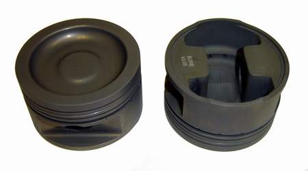 "Forged Piston Set 83.5mm 2.0L ""ABA"" & ""2E"" 8.7-1"