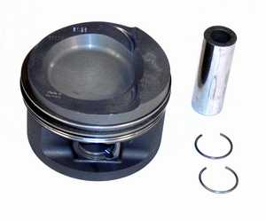 Piston Set 12v VR6 2.8L (1mm oversize 2.8L) (82mm 2.9L)
