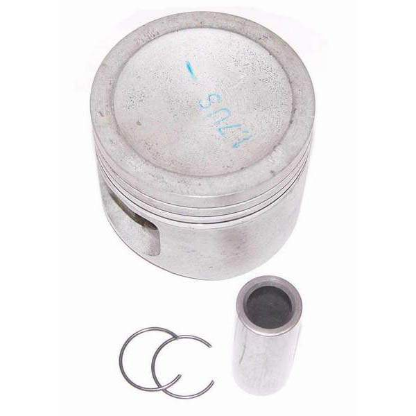 Piston Set 1.7L 8v 80mm 8.2-1 CR (.5mm oversize)