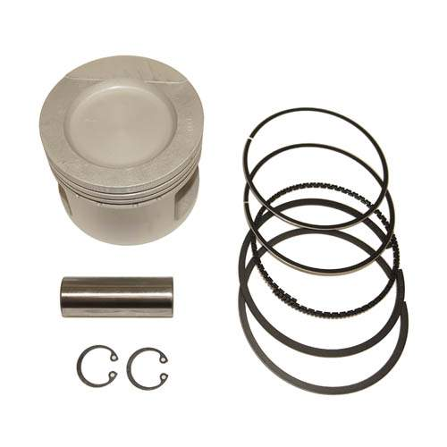 Piston Set 1.8L 8v 82mm 10-1CR (+1mm oversized)