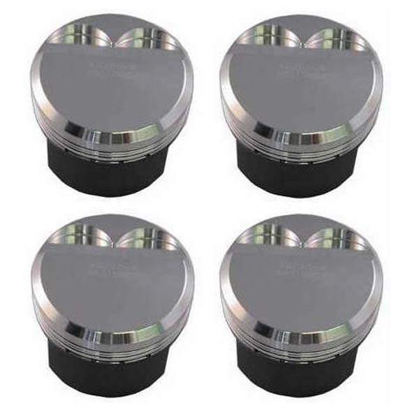 Wossner Forged Piston Set 16v 2.0L 83.5mm 12.4-1 German