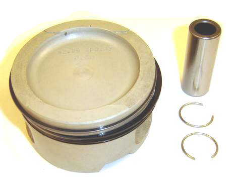 Piston Set VW Mk4 & New Beetle 2.0L 83mm w/20mm pins