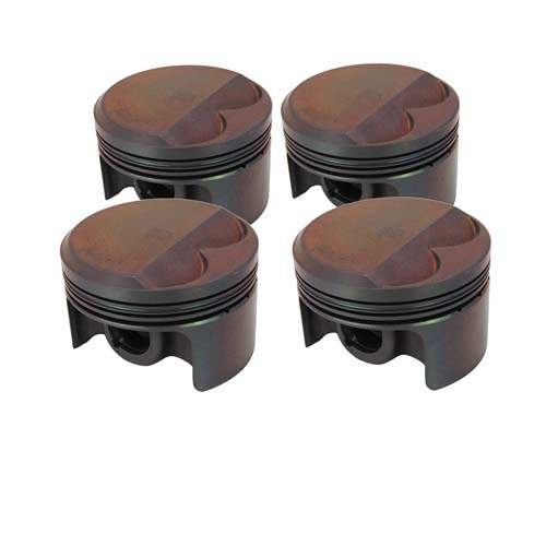 "Forged Pistons 16v ""ABF"" 83mm (+.5mm ) (tall block) 11.8-1"