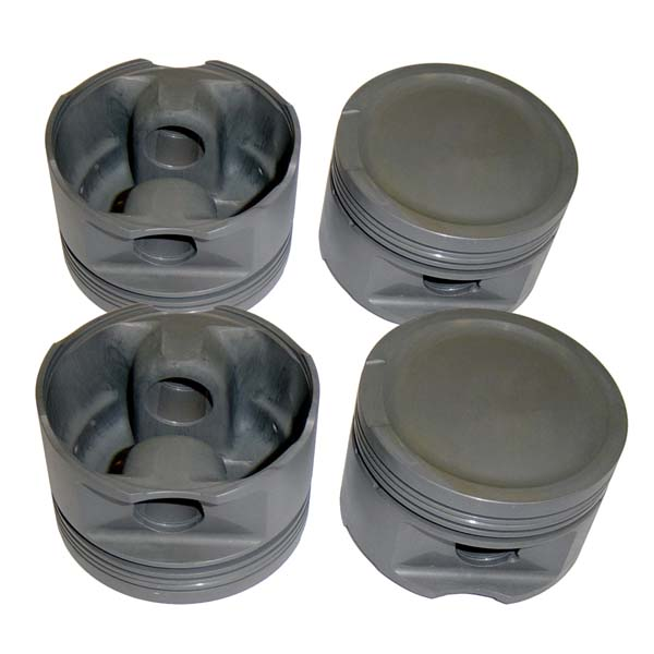 Supertech Forged Piston Set 82.5mm 1.8T 9.3-1 20mm Pin