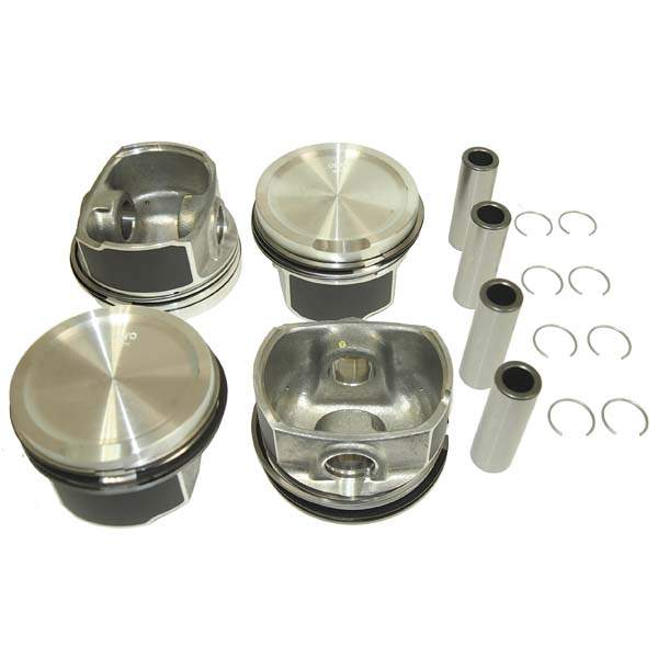 1.8t Piston Set 20mm Pin 81.5mm (.5mm over bore)