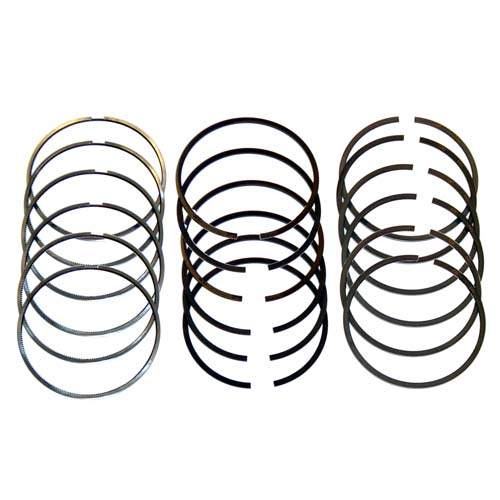 Piston Ring Set 81mm 2.8L VR6 engines