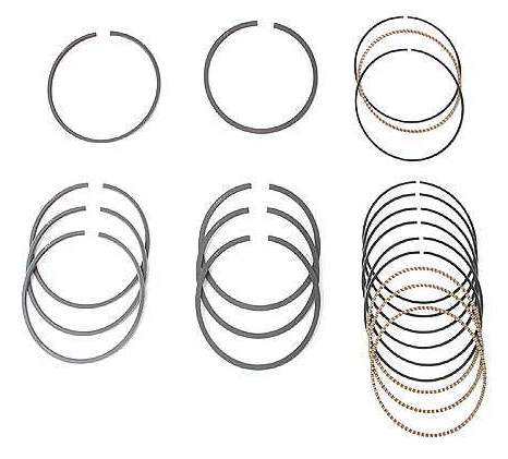 Ring Set 83.5mm (1.5mm x 1.5mm x 2.0mm)