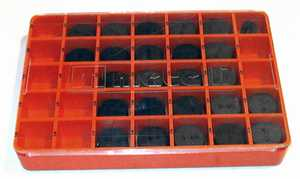 Valve shim kit (120 Shims In Box)
