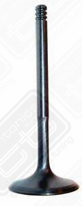 Hi-Flow Stainless Intake Valve 12v VR6 (39mm, 7mm Stem)