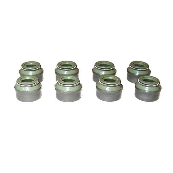 Valve Stem Seals 8mm (OEM, set of 8)
