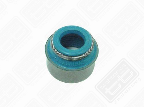 HD Exhaust Valve Stem Seal 6mm (Viton)
