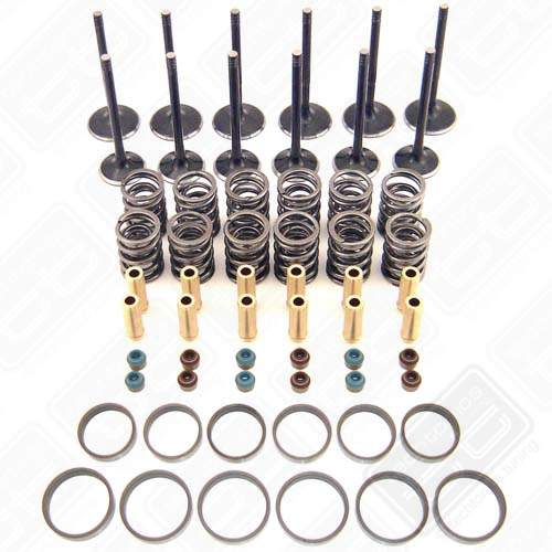 VR6 12V Stanless/Inconel Big Valve Upgrade Kit 41x36 (+2mm)