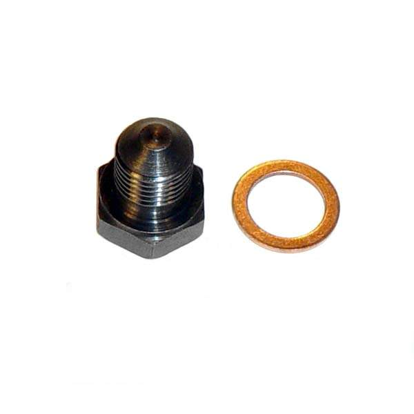 OEM Oil Drain Plug w/Copper Washer