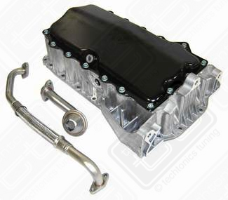 Hybrid Oil Pan Kit for Mk4 1.8T