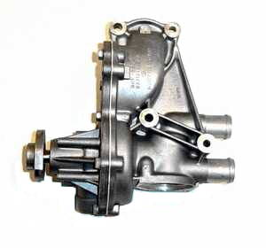 Water Pump complete w/housing 30mm Mk1-Mk3, 4 cyl
