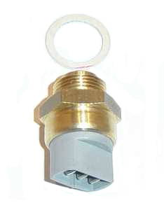 Cooling Fan Thermoswitch 3-wire 2-speed 85°C/95°C (185°F/203°F)