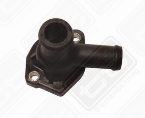 Coolant Flange (1983 to 1984 Rabbit, Pickup and G60 Auto to Heat