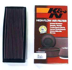 K&N Air Filter (1985-1987 Golf / Jetta II 8v / 16v to 1989)