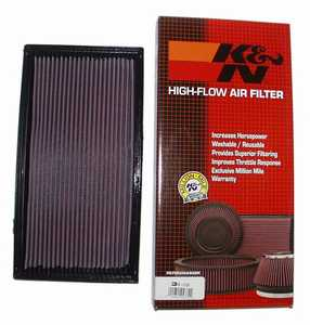 K&N Air Filter (New Beetle, Golf 4/ Jetta 4 all Engines)
