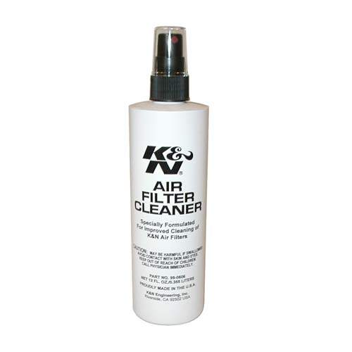 K&N Air filter cleaner 12oz. spray bottle