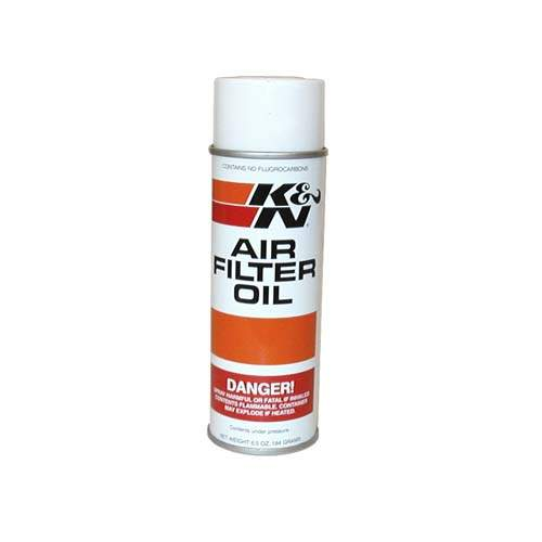 K&N Air Filter Oil (6oz.)