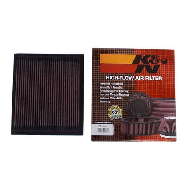 K&N Air Filter Fits Mk3 Golf/Jetta '93-early'99 & Cabrio All