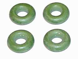 Set of 4 O Rings for '84 and older CIS Injecter Nozzles