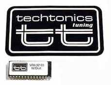 Techtonics EPROM Corrado SLC and Passat GLX 92-93 with Distribu