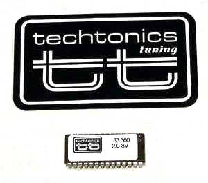 Techtonics EPROM 16v version for Golf and Jetta III 2.0L '93-'95