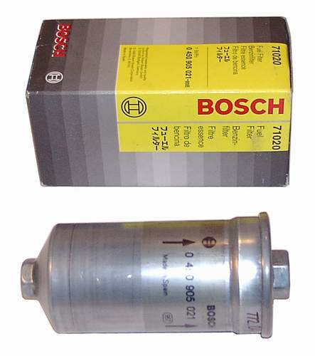 Fuel Filter Rabbit and Scirocco. '78-'79 calif, '78-'80 49 state