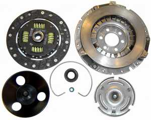 Sachs Clutch Kit 190mm '75-'81 Rabbit Gas, Jetta Gas, Scirocco
