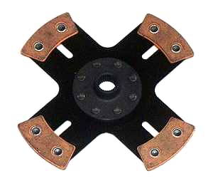 228mm Racing Disc (4 Puck+Rigid Hub)