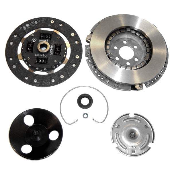 Sachs Clutch Kit 210mm '83-'92 8v 1.8L Mk1, '85-'92 Mk2