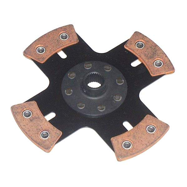 210mm Racing Disc (4 Puck+Rigid Hub) 16V and Mk3 2.0L