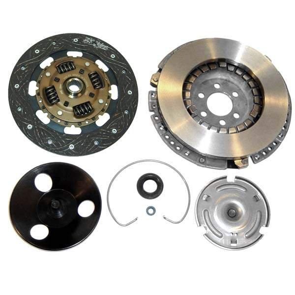 Clutch Kit 210mm 8v Disk w/ 16V Pressure Plate