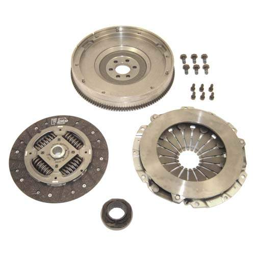 Clutch Kit w/ Single Mass Flywheel, 1.8t, Passat and Audi A4