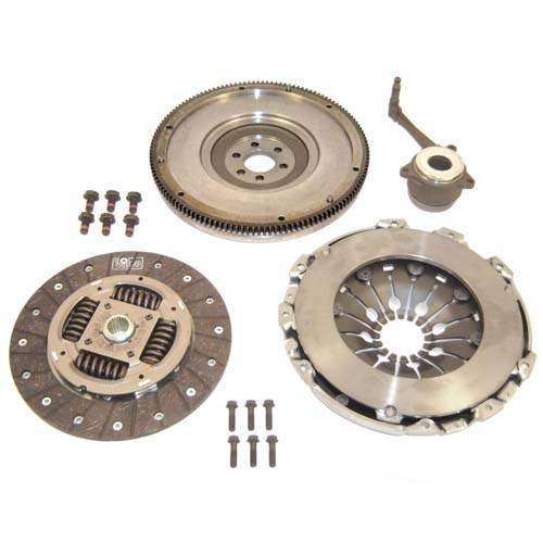 Clutch Kit w/ Single Mass Flywheel-6 Speed 4 cylinder