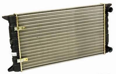 New Radiator '77-'82 Diesel Rabbit & Pick Up (545mm No Filler Ne