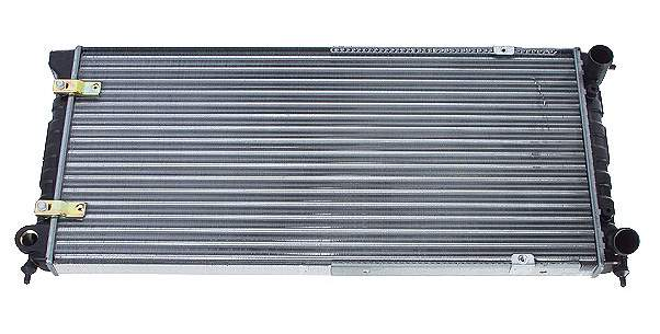 New Radiator Golf Jetta '85-'92 8V/16V with A/C, '85-'92 Golf Je